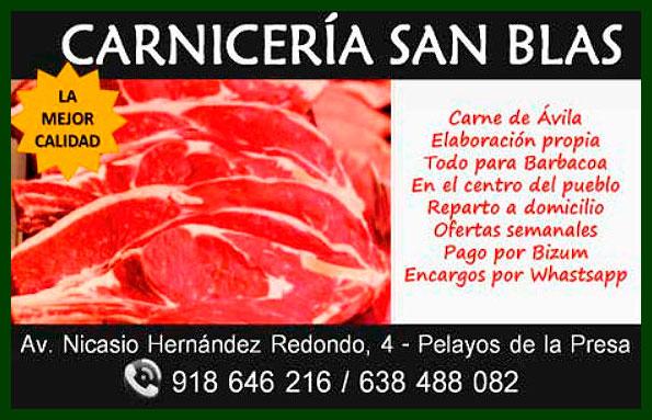 Carnicerías San Blas